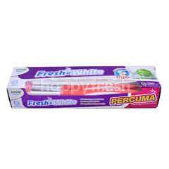 Lion Fresh & White Toothbrush (2 Pieces)