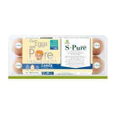 เอส-เพียว ไข่ไก่สด ไซส์ L