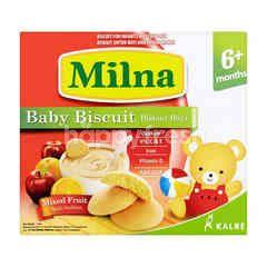 Milna Mixed Fruits Baby Biscuit
