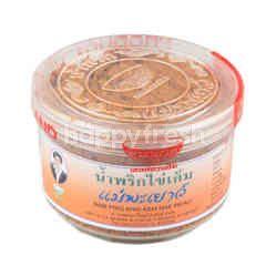 Mae Payao Nam Prig Khai Kem