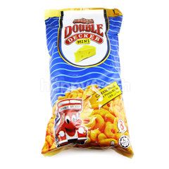 Double Decker Mini Cheese Ring Snack