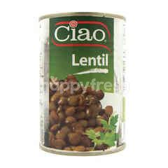 Ciao Canned Lenticchie