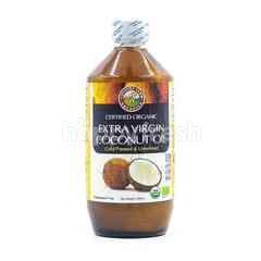 Country Farm Organics Organics Minyak Kelapa Dara Organik Diiktiraf