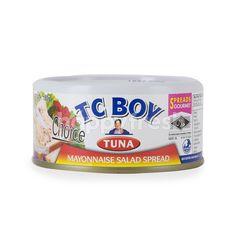 Tc Boy Tuna Mayonnaise Salad Spread