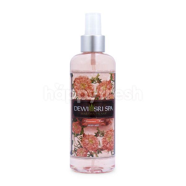 Dewi Sri Spa Javanese Rose Body Mist