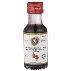 Star Food Colouring Artificial Cochineal