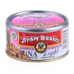 Ayam Brand Sandwich Tuna dalam Minyak Light