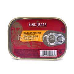King Oscar Sild Sardines In Soybean Oil