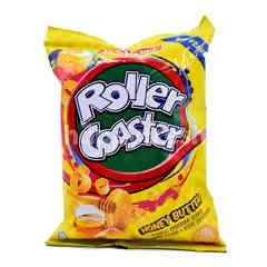 Jack N Jill Honey Butter Flavoured Roller Coaster Chips