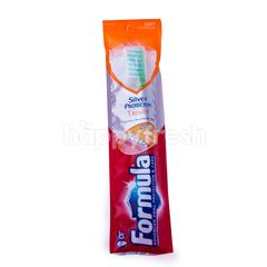 Formula Silver Protector Diamond Soft Toothbrush