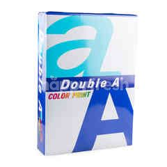 Double A Color Print A4 90 gsm 500 Sheets