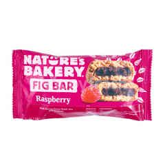 Nature's Bakery Stone Ground Whole Wheat Fig Bar Raspberry Twin Pack