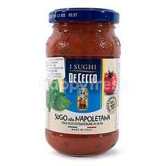 De Cecco Sugo Alla Napolitana Pasta Sauce