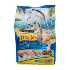 Friskies Makanan Kucing Rasa Aneka Seafood