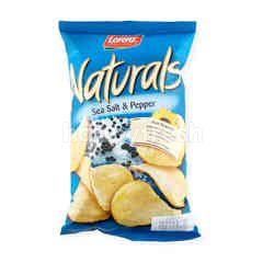 LORENZ Naturals Sea Salt & Pepper Chips
