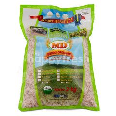 MD Organic White + Red Rice with Natural Fragrance