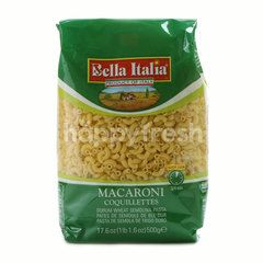 Bella Italia Italia Macaroni Coquillettes Pasta