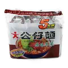 Doll Instant Noodle Pickled Vegetable Flavour