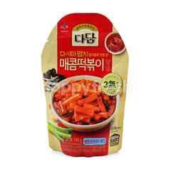 Cheiljedang Sweet & Spicy Toppoki Sauce