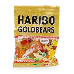 Haribo Gold Bears Jelly Gelatin