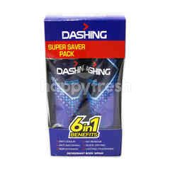 Dashing Cool Twin Pack Deo Spray
