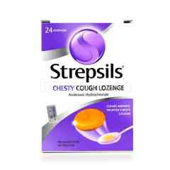 Strepsils Chesty Cough Lozenge