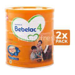 Nutricia Bebelac 4 Baby Milk Honey 3-6 Years Twinpack