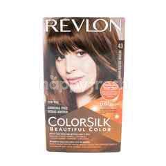 Revlon Color Silk Medium Golden Brown 43