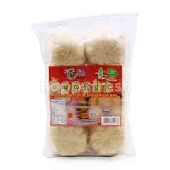 Kim Point Vegetarian Meat With Mushroom Bun (6 Pieces)