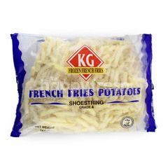 KG French Fries Potatoes Shoestring