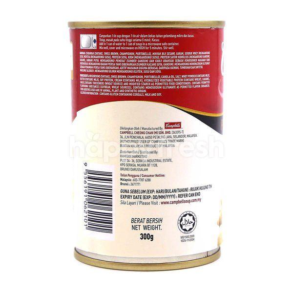 Campbell Wild Mushroom Condensed Soup