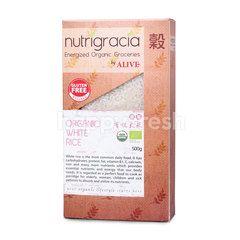 NUTRIGRACIA Organic White Rice