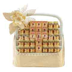 Scotch Hamper Hi Class 3 Bird's Nest No Sugar