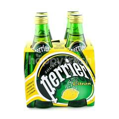 Perrier Citron Sparkling Natural Mineral Water