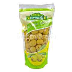 Feinkost Dittmann Grune Oliven