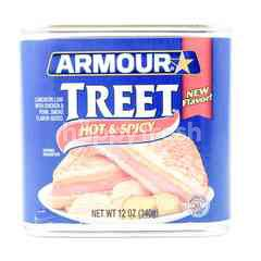 Armour Treet Hot & Spicy Pork Luncheon Loaf