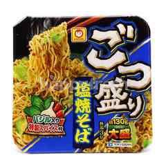 Toyo Suisan Maruchan Gotsumori Shio Yakisoba Ramen Instant Noodle