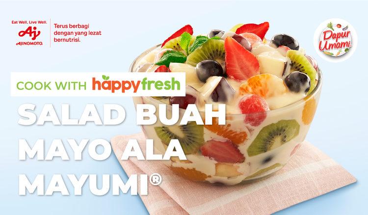 Salad Buah Mayo Ala Mayumi®
