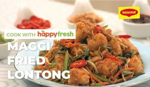 MAGGI® Fried Lontong