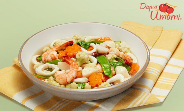 Capcay Seafood Ala Sajiku®