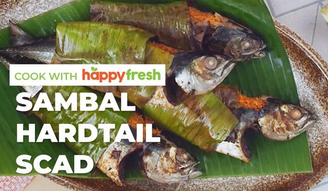 Sambal Hardtail Scad