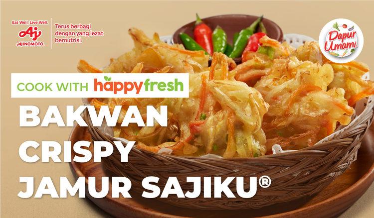 Bakwan Crispy Sajiku®