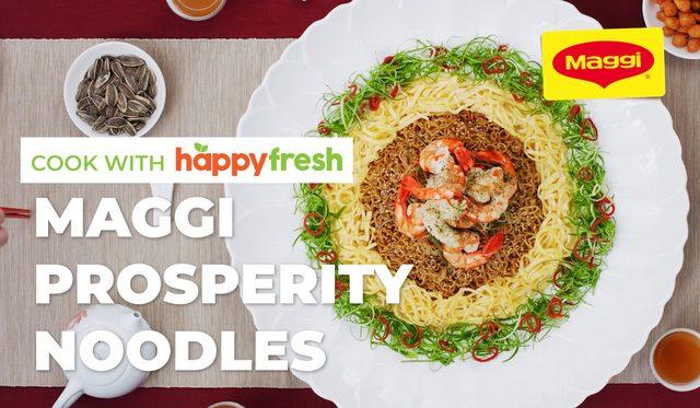 Maggi Prosperity Noodle