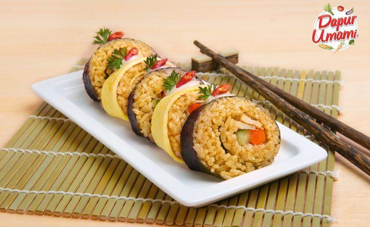 Nasi Goreng Sushi Sajiku