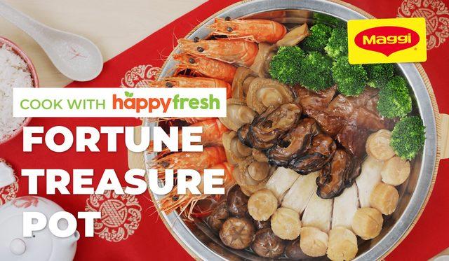 Maggi Fortune Treasure Pot