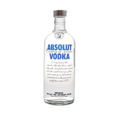 Vodka Selection