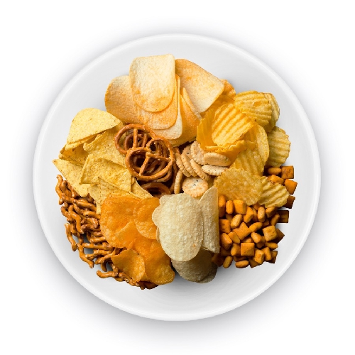 Chips, Crackers & Pretzels