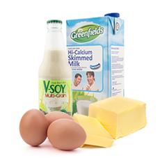 Olahan Susu & Telur