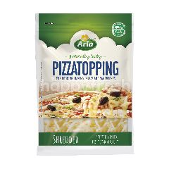 Arla Mozarella Pizzatopping Shredded Cheese