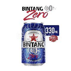 Bintang Zero Minuman Malt Berkarbonasi